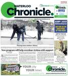 Waterloo Chronicle, 4 Jan 2018