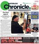 Waterloo Chronicle, 11 Jan 2018