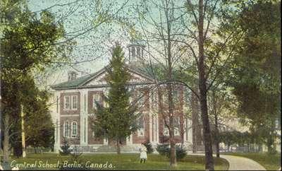 Central School, Berlin, Ontario