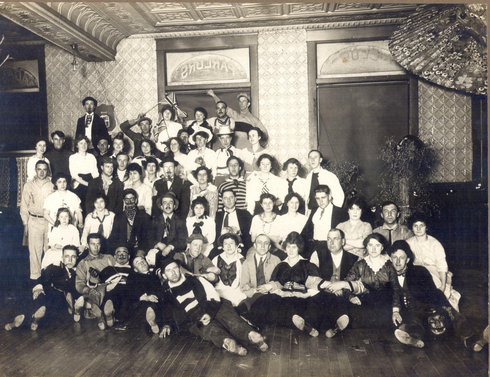 Acadian Club Halloween Celebration, Waterloo, Ontario: Waterloo Public  Library Digital Collections