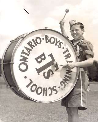 Ontario Boys Training School Band
