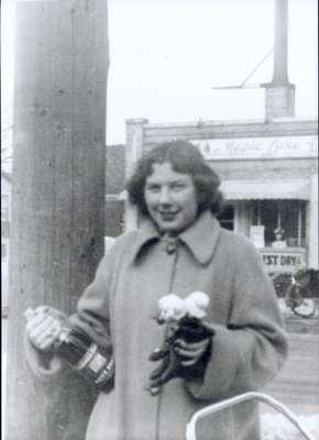 Alice Joy Barrett Bauman