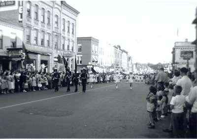 Marching Band, King Street, Waterloo, Ontario