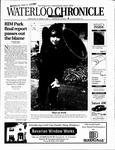 Waterloo Chronicle22 Oct 2003