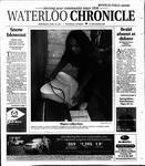 Waterloo Chronicle20 Apr 2011