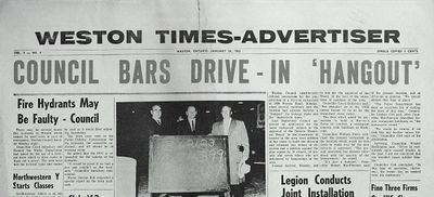 Weston Times Advertiser