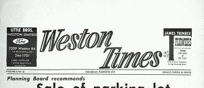 Weston Times