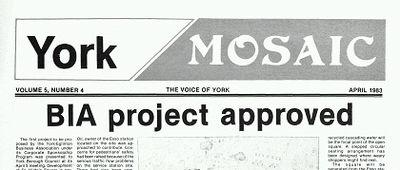 York Mosaic