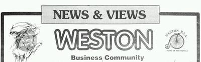 Weston News & Views
