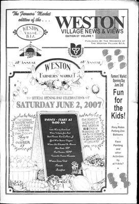Weston News & Views (199304), 3 May 2007