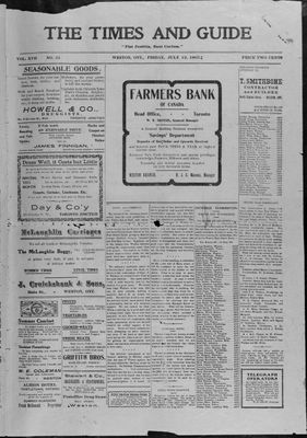 Times & Guide (1909), 12 Jul 1907