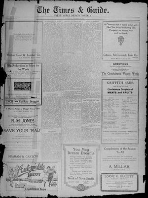 Times & Guide (1909), 25 Dec 1918