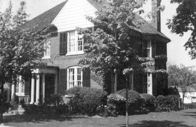 121 Green Street, 1950