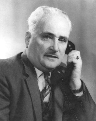 Charles Stafford, c.1974