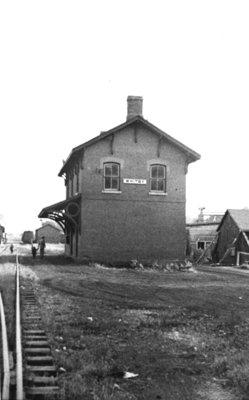 Uptown Station, 1951