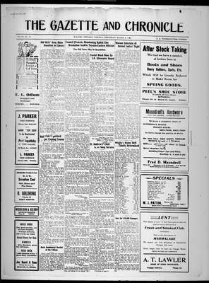 Whitby Gazette and Chronicle (1912), 6 Mar 1924