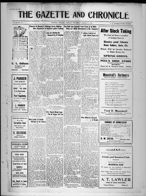 Whitby Gazette and Chronicle (1912), 20 Mar 1924