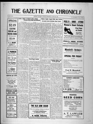 Whitby Gazette and Chronicle (1912), 12 Jun 1924