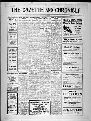 Whitby Gazette and Chronicle (1912), 19 Jun 1924