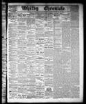 Whitby Chronicle, 18 Mar 1869