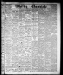 Whitby Chronicle, 1 Apr 1869