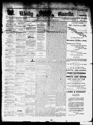 Whitby Gazette, 26 Jul 1877