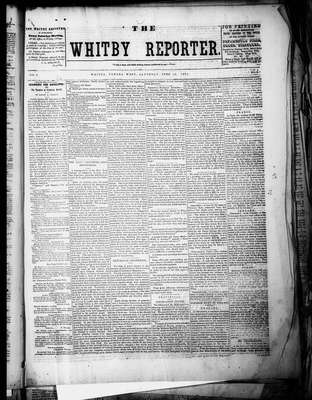 Whitby Reporter, 14 Jun 1851