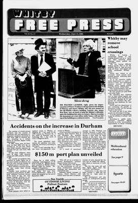Whitby Free Press, 15 Jun 1988