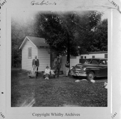 Algoma Tourist Camp, 1957