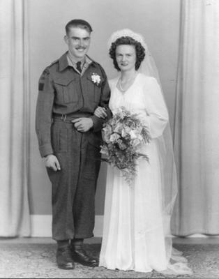 Wedding of James & Lillian Kirk