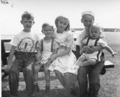 Kirk Kids, 1958