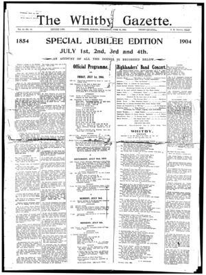 Whitby Gazette, 30 Jun 1904
