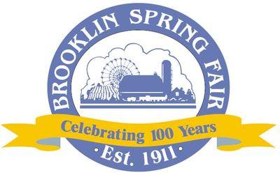 Brooklin Spring Fair 100th Anniversary Logo, 2011