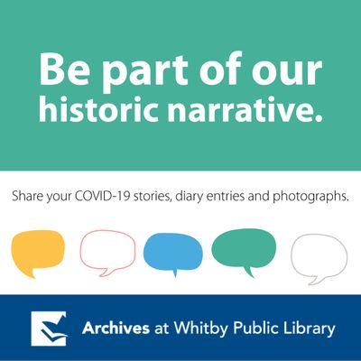 Whitby COVID-19 Stories