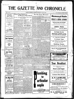 Whitby Gazette and Chronicle (1912), 22 Jul 1915