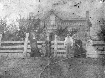 Thomas Park (Crawforth) House