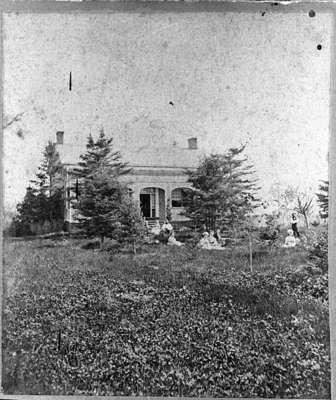 Residence of Joshua Richardson