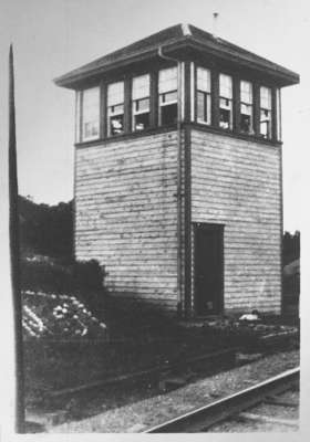 Canadian Northern Switching Tower