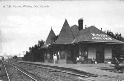 Whitby Junction Station