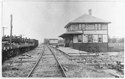 Canadian Northern Railway Station