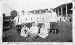 Brooklin Girls Baseball Team at Port Perry
