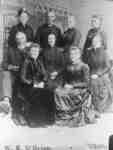 Members of the Tweedie Family, 1890