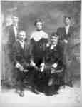Family of Henry and Martha Holman