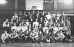 Whitby Collegiate Institute Classes Eleven A and B, 1947-1948