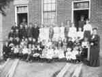 Union School Section Number Four Class, 1905