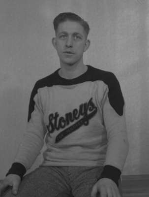 Dafoe Portrait, 1947