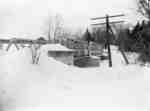 Brock Road Bridge, 1947