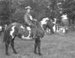 Bobby Clarke riding a horse (Image 1 of 2)
