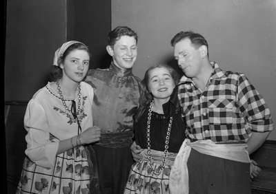 Whitby Modern Players - Variety Show 1948 (Image 1 of 16)