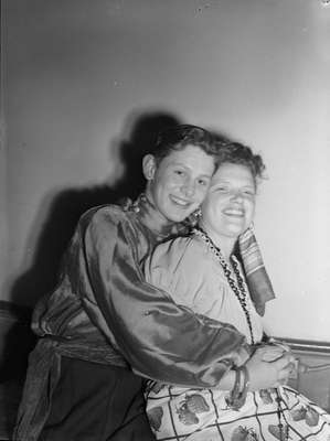 Whitby Modern Players - Variety Show 1948